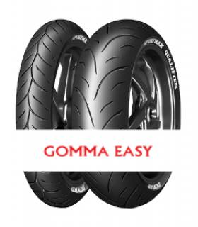 Gomma pneumatico anteriore Dunlop Sportmax Qualifier 2 120//70 ZR 17 58W