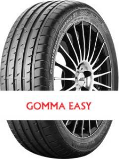Continental SportContact 3 E SSR ( 275/40 R18 99Y * BMW 5 5/1, BMW 5 5/D, BMW 5 5/DS, BMW 5 5/H, BMW 5 560L, BMW 5 560X, BMW 5 5L, BMW 5 HY(5), BMW 5 KL )