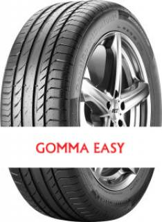 Continental SportContact 5 SUV SSR ( 275/40 R20 106W XL con bordo di protezione, SUV, * BMW X5 X-N1(X5), BMW X5 X-N1(X5A), BMW X5 X5, BMW X5 X5(A), BMW X5 X53, BMW X5 X70 )