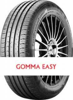 Continental PremiumContact 5 ( 215/55 R17 94W )