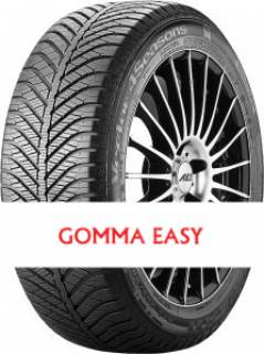 Goodyear Vector 4 Seasons ( 205/55 R16 91H ,  FIAT 500L Trekking )