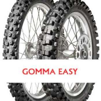 Dunlop Geomax MX 52 ( 70/100-10 TT 41J ruota posteriore, M/C )